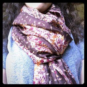 100% Silk Wrap